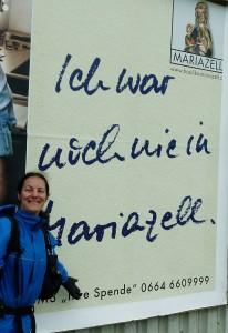 Még sohasem voltam Mariazellben
