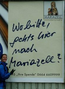 Melyik út vezet Mariazellbe?