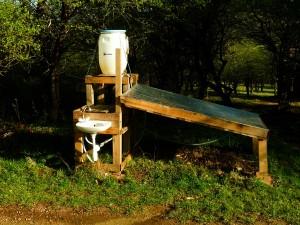 Így készül a melegvíz