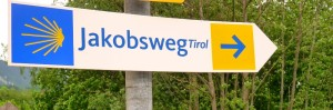 Útjelző Tirolban - nem mindig jó irányba mutat