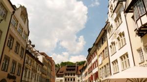 Feldkirch főtere