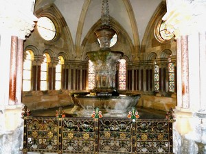 Lilienfeld szent kút