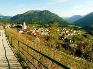 Mariazell - A kilátás, amit már nagyon vártunk