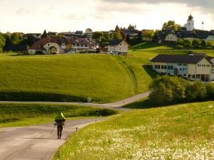 Dombok és falvak a Duna völgyében