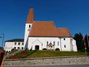 Zeillern - Szent Jakab templom