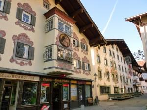 Tiroli üdülőfalu