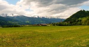 Tiroli táj 1