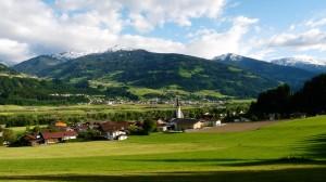 Tiroli táj 2