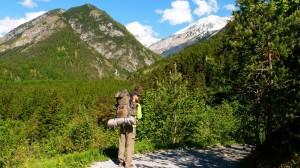 Tiroli táj 3