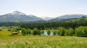 Tiroli táj 5