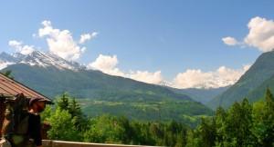 Vorarlberg hegyei
