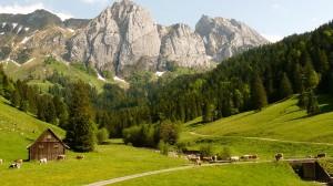 Svájci táj 4