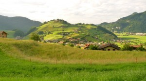 Svájci táj 8