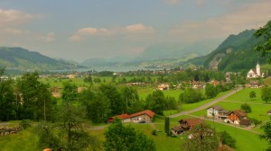 Svájci táj 9