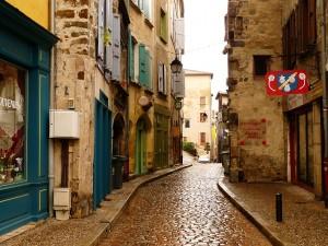 Le Puy óvárosa