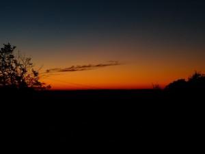 Gascogne hajnalban