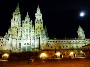 Katedrális éjjel