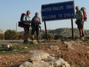 Szíria határán