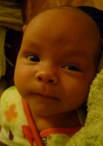 Másfél hónapos Jakab